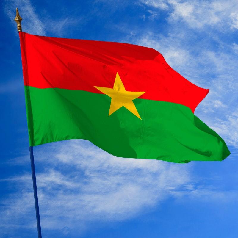 Délégation du Burkina Faso