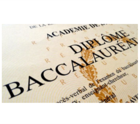 INSCRIPTIONS BAC 2020