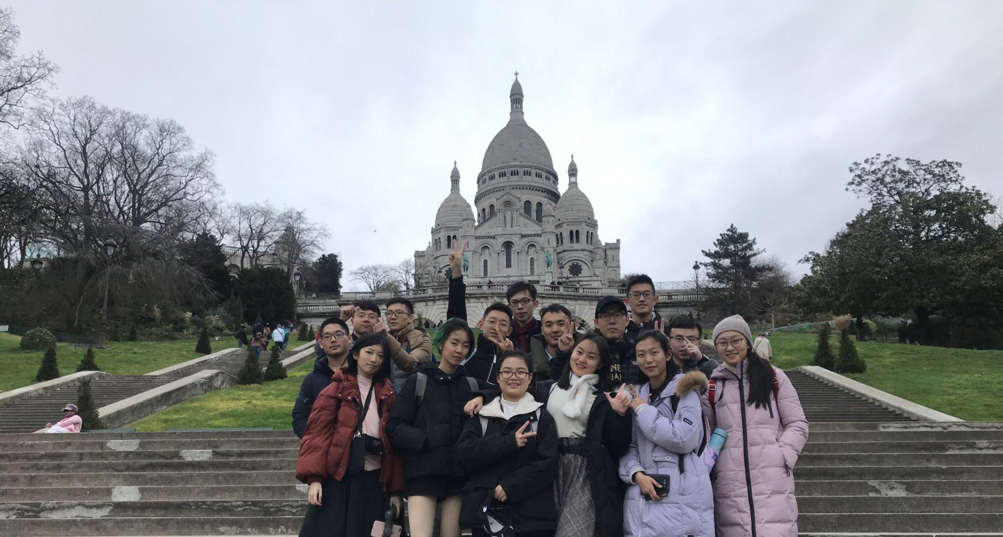 Centrale Pékin à Louis-le-Grand