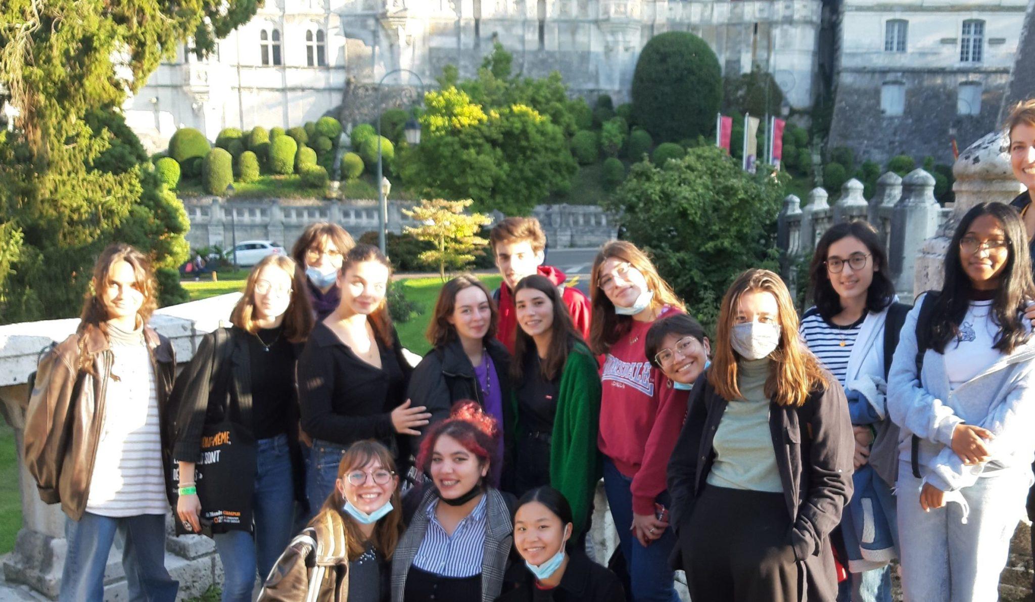 Prix lycéen du livre d'histoire de Blois