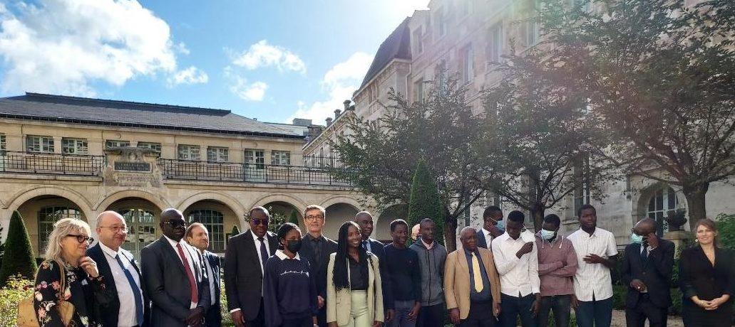 Les ministres sénégalais de l'éducation nationale et de l'Enseignement supérieur